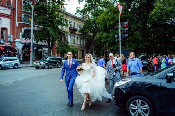 Свадьба Алины и Дениса Одесса  - фото №19