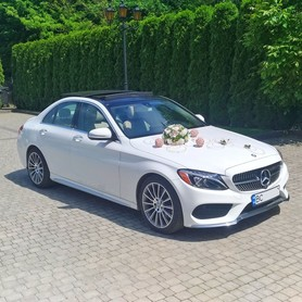 Mercedes - авто на свадьбу в Львове - портфолио 1