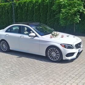 Mercedes - авто на свадьбу в Львове - портфолио 4