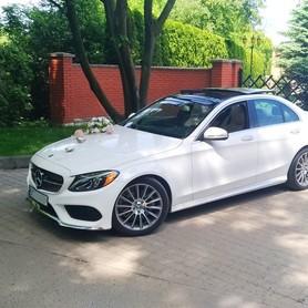 Mercedes - авто на свадьбу в Львове - портфолио 2