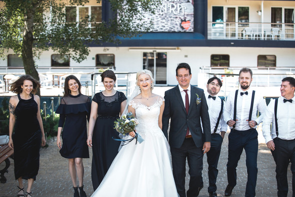 Свадьба Велтона и Лизы - фото №22
