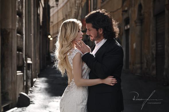 Свадьба Джека и Вероники в Риме - фото №32