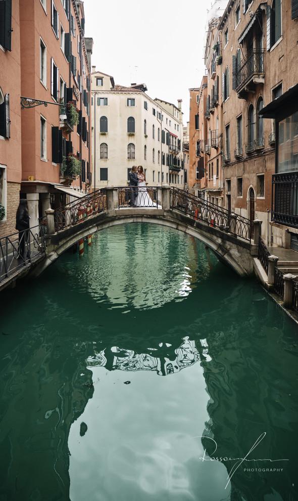 Свадьба Александры и Норика в Венеции - фото №21