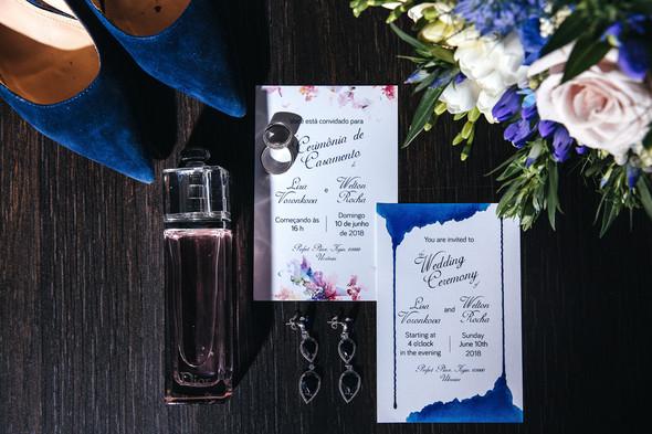 Свадьба Велтона и Лизы - фото №1