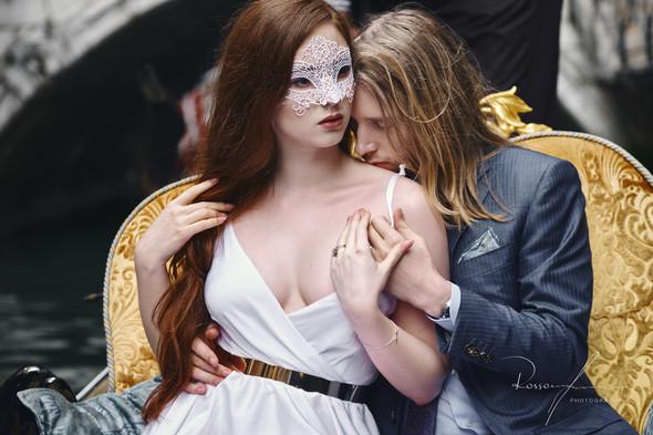 Свадьба Александры и Норика в Венеции - фото №37