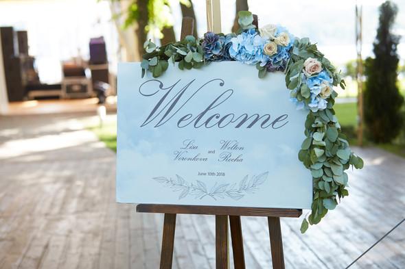 Свадьба Велтона и Лизы - фото №58