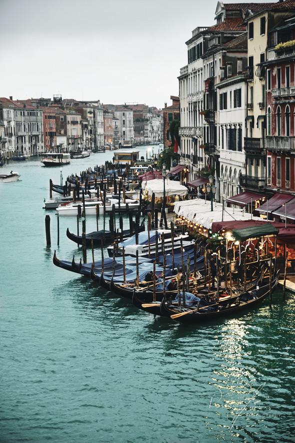 Свадьба Александры и Норика в Венеции - фото №1