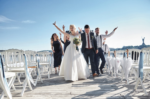 Свадьба Велтона и Лизы - фото №57