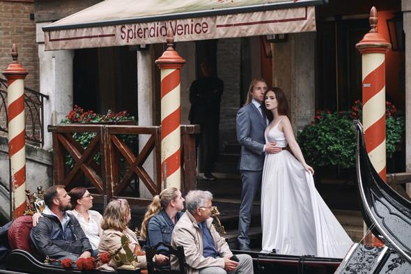 Свадьба Александры и Норика в Венеции - фото №23