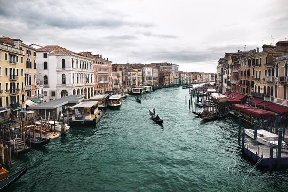 Свадьба Александры и Норика в Венеции - фото №39