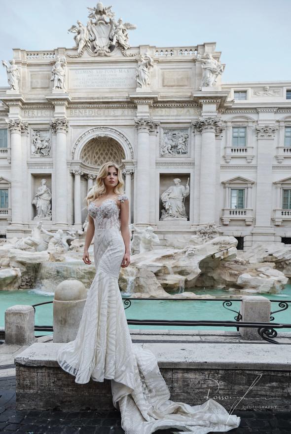 Свадьба Джека и Вероники в Риме - фото №18