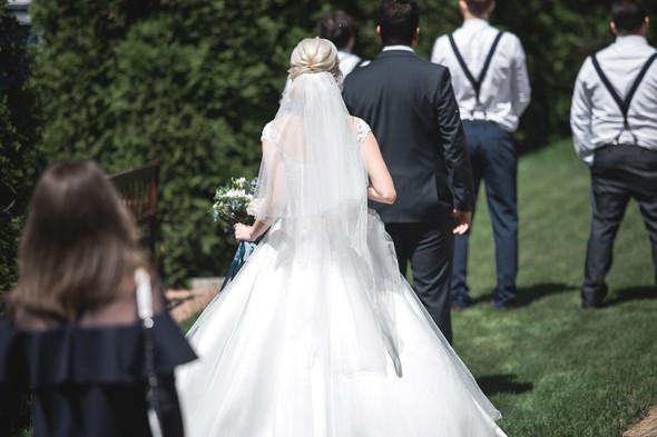 Свадьба Велтона и Лизы - фото №20