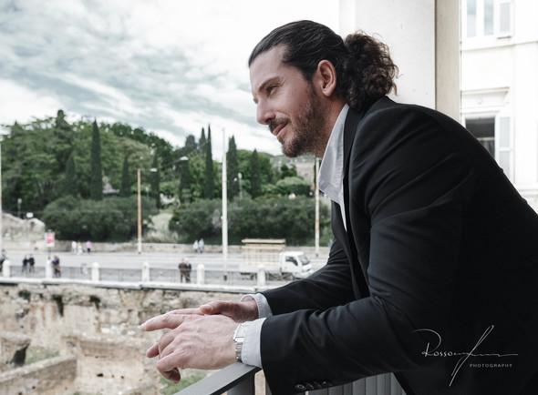 Свадьба Джека и Вероники в Риме - фото №4