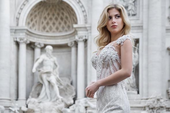 Свадьба Джека и Вероники в Риме - фото №19