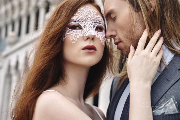 Свадьба Александры и Норика в Венеции - фото №30