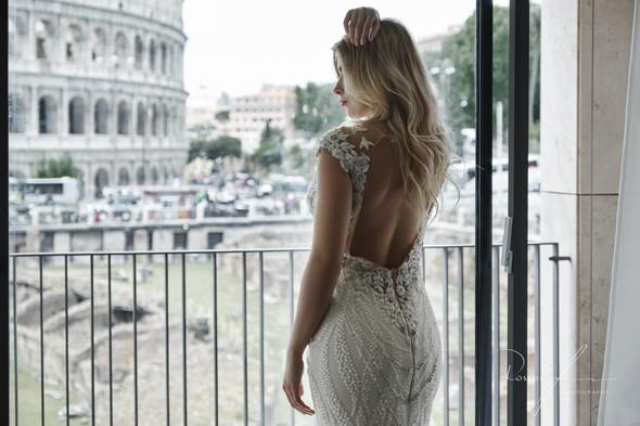 Свадьба Джека и Вероники в Риме - фото №2