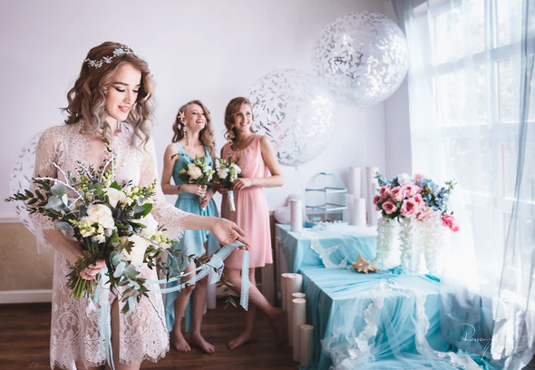 Свадьба Дмитрия и Дианы - фото №15