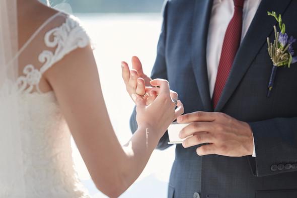Свадьба Велтона и Лизы - фото №55