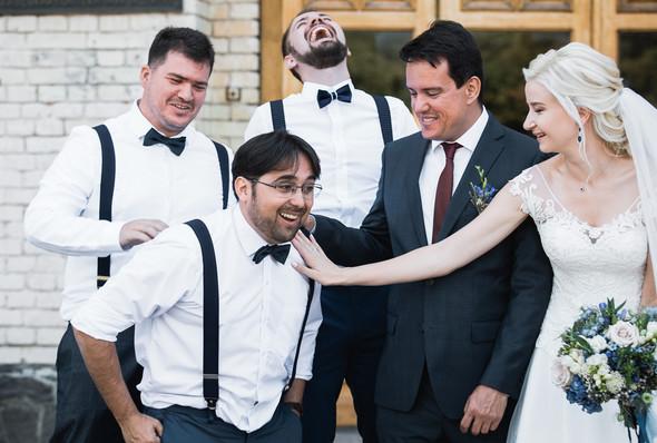 Свадьба Велтона и Лизы - фото №25