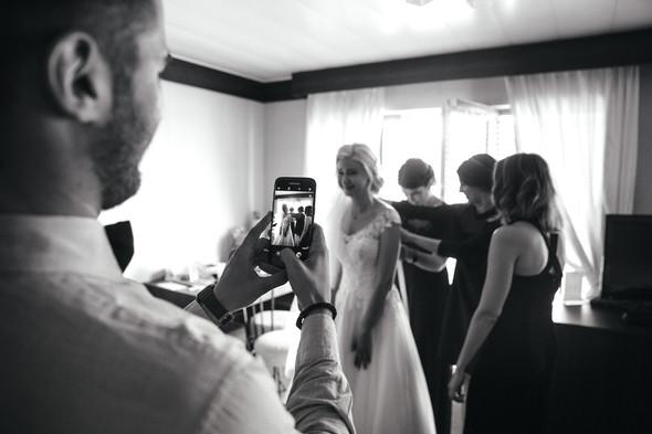 Свадьба Велтона и Лизы - фото №5