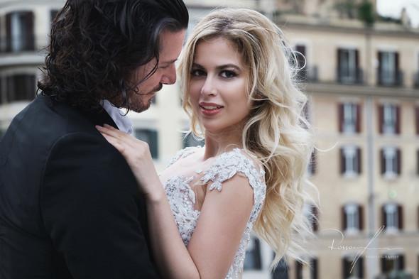 Свадьба Джека и Вероники в Риме - фото №9