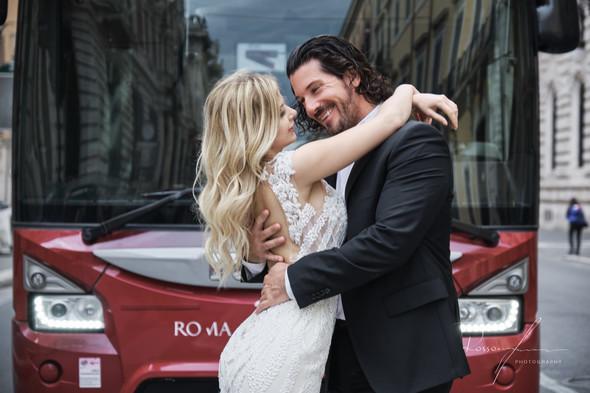 Свадьба Джека и Вероники в Риме - фото №21