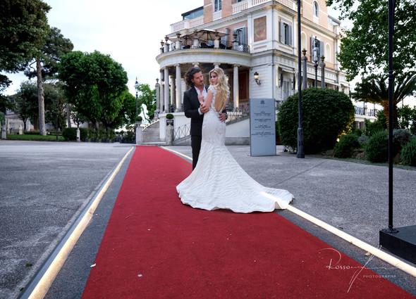 Свадьба Джека и Вероники в Риме - фото №17