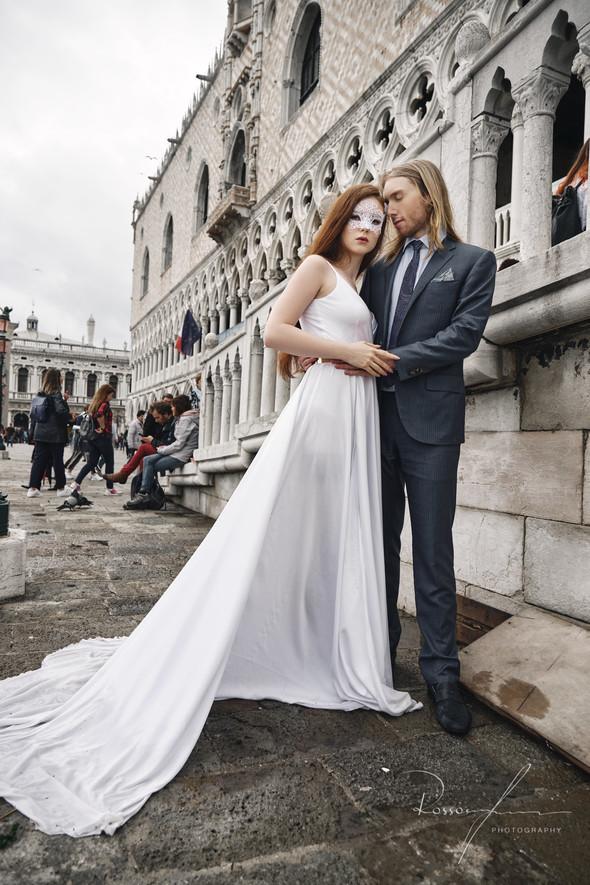 Свадьба Александры и Норика в Венеции - фото №27