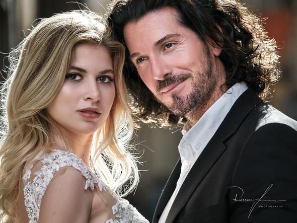 Свадьба Джека и Вероники в Риме - фото №33
