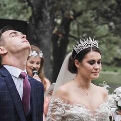 Александра Лукашина - выездная церемония в Киеве - фото 4