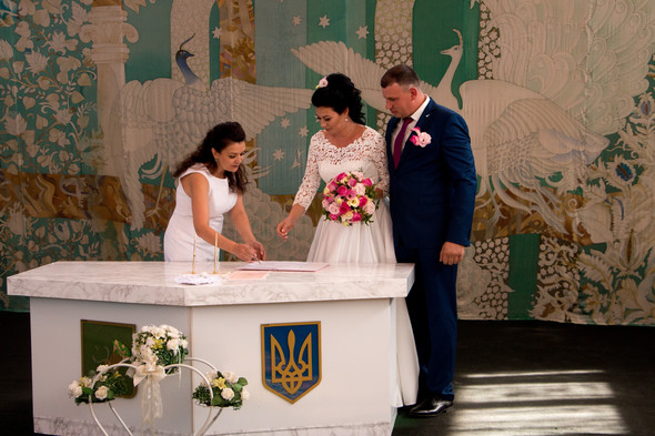 Александр и Галина - фото №21