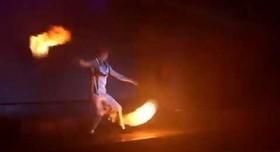 """Театр огня """"Aura Show"""" - фото 1"""