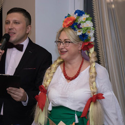 Александр Мандрегель - ведущий в Николаеве - фото 3