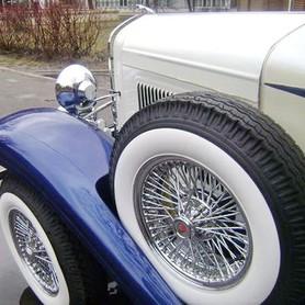 060 Al Capone ретро кабриолет - авто на свадьбу в Киеве - портфолио 4