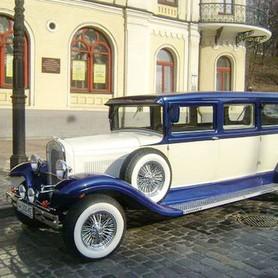 060 Al Capone ретро кабриолет - авто на свадьбу в Киеве - портфолио 1