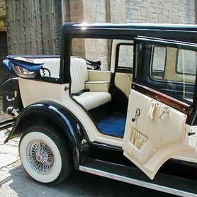 060 Al Capone ретро кабриолет - авто на свадьбу в Киеве - портфолио 3