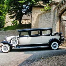 060 Al Capone ретро кабриолет - авто на свадьбу в Киеве - портфолио 2