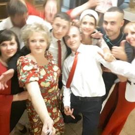 ОКСАНА ПУШКИНА - ведущий в Киеве - портфолио 5