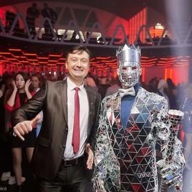 Ведущий Сергей Лазарев - выездная церемония в Киеве - портфолио 6