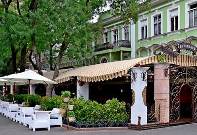 Печескаго (City Garden) - место для фотосессии в Одессе - портфолио 5