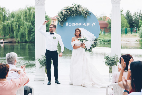 Свадьба Дмитрия и Лолиты - фото №42