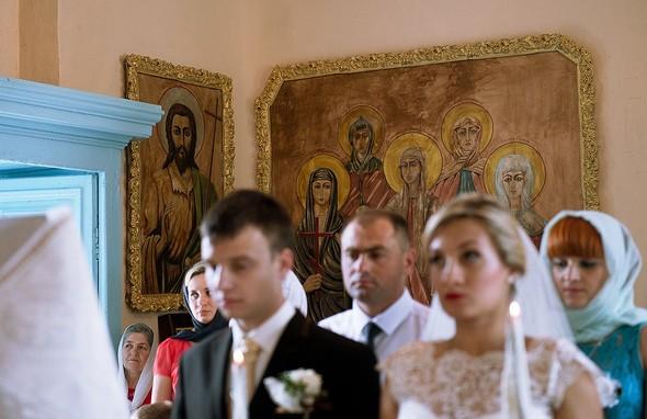 свадебный день - фото №22