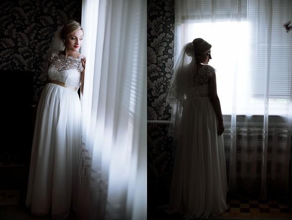 свадебный день - фото №9