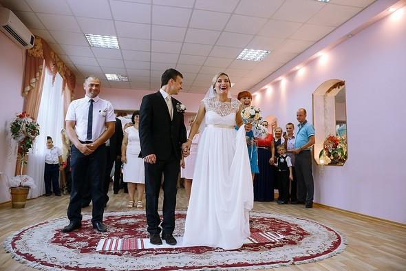 свадебный день - фото №29