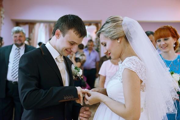 свадебный день - фото №31