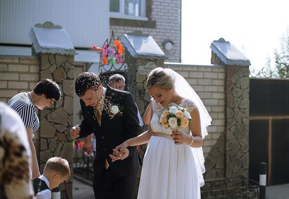 свадебный день - фото №15