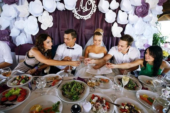 весення свадьба - фото №72