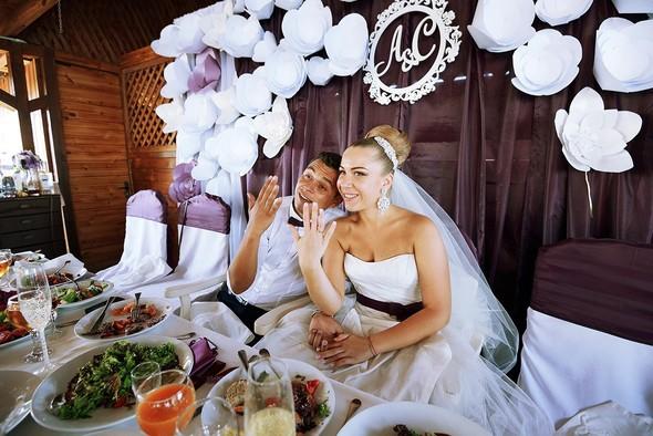 весення свадьба - фото №75