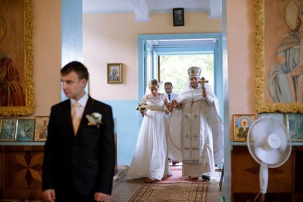 свадебный день - фото №17