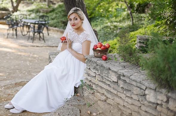 свадебный день - фото №42